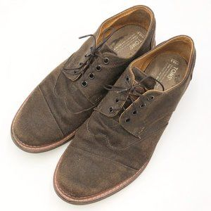 Toms Chambray Oxford Shoes